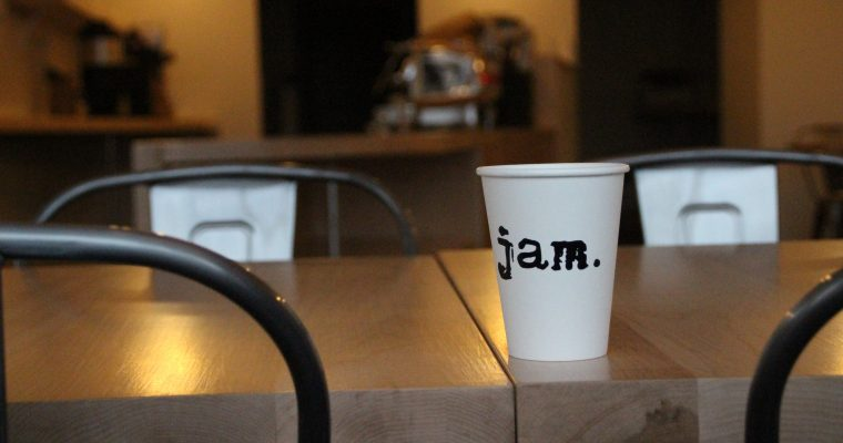 JAM Coffee & Community, Part 1: Coffee