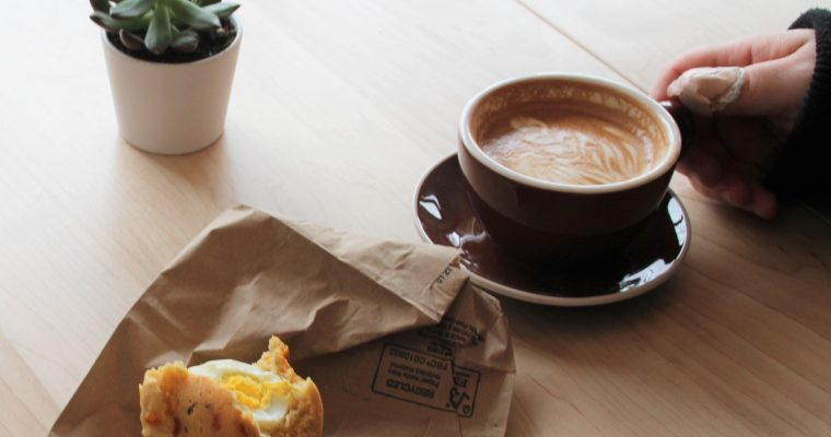 Have you tried our Farmer's Breakfast muffin?